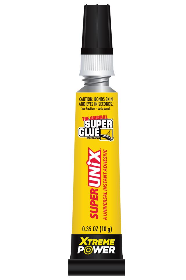 SUPERUNIX Universal Instant Adhesive