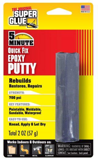 Quick Fix Epoxy Putty The Original Super Glue